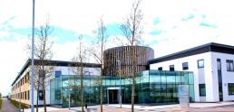 Corby Enterprise Centre - an outdoor view