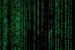 Code - similar to the Matrix